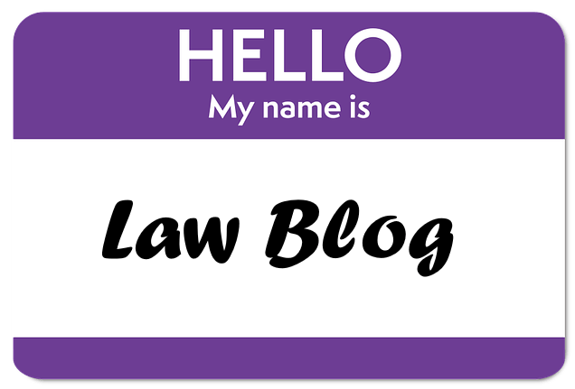 What Should I Call My Law Blog?