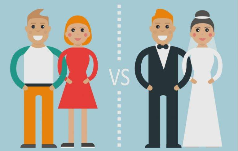 Cohabiting: Does Common Law Marriage Happen in Michigan?