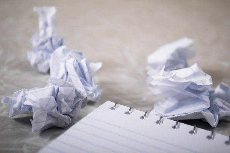 5 Writing Strategies to Beat the Blank Page