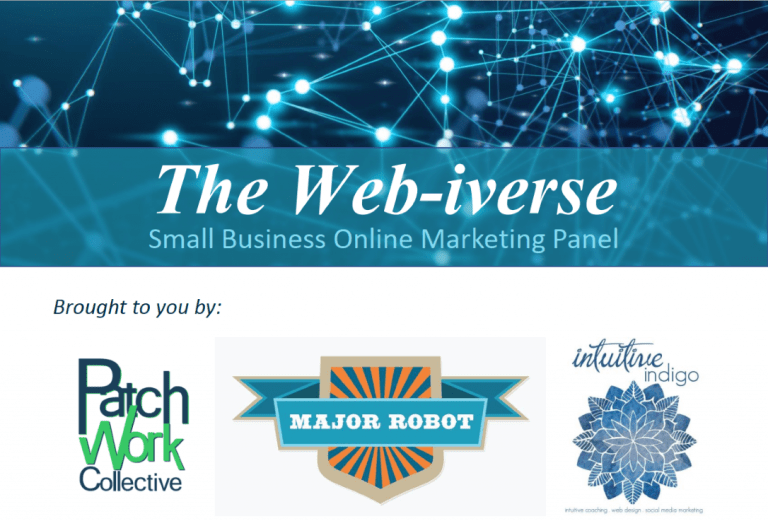The Web-iverse: Small Business Online Marketing Panel