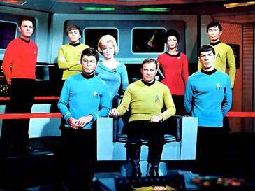 Gene Roddenberry's Star Trek used speculative fiction to influence racial and gender discrimination in the 1960s.